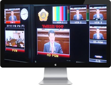CCTV/방송시스템